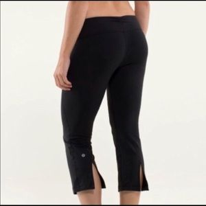 Lulu lemon Capri yoga pants
